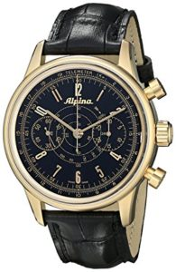 Alpina Mens AL860B4H5 Analog Display