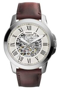 Fossil Grant Analog Automatic Watch