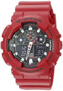 G-SHOCK Mens GA-100 Limited Edition Watch