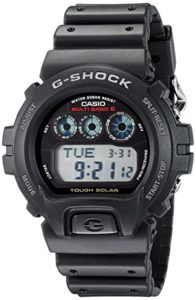 G-Shock GW6900-1 Mens Tough Solar Black Resin Sport Watch