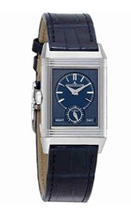 Jaeger LeCoultre Reverso Tribute Duoface Mens Watch